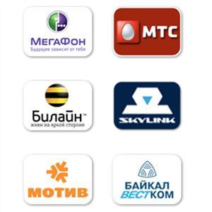 Операторы сотовой связи Зубовой Поляны