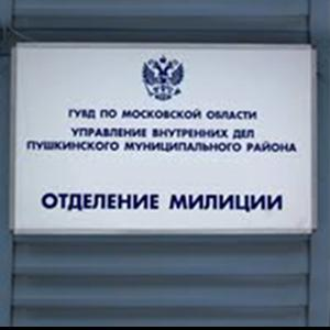 Отделения полиции Зубовой Поляны