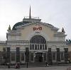 Железнодорожные вокзалы в Зубовой Поляне