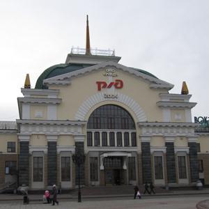 Железнодорожные вокзалы Зубовой Поляны